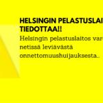 Helsingin pelastuslaitos varoittaa netissä leviävästä onnettomuushuijauksesta