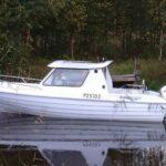 Poliisi pyytää vihjeitä ja tietoja Liperissä anastetusta moottoriveneestä